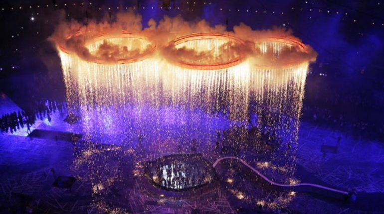 The London Olympic and Paralympic Games